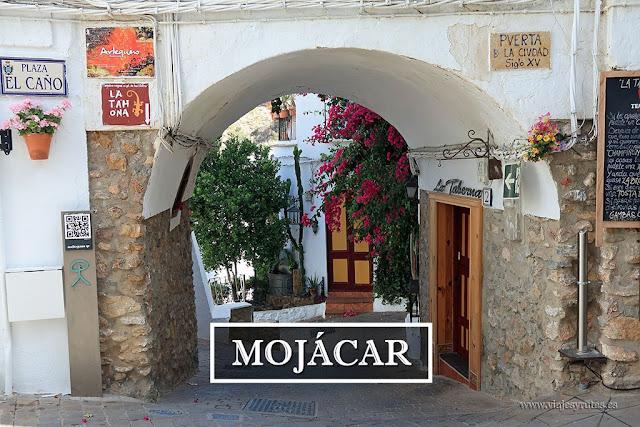 Mojácar refugio de artistas y turistas