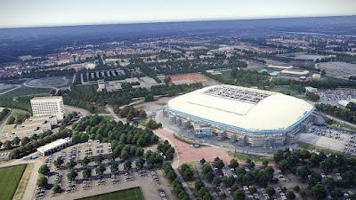 PES 2020 Aerial View Stadium Updates by Jostike