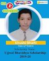 Scholar #3 Khushi Bharti