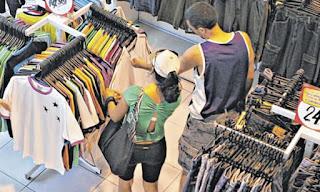 Com falta de insumos para a indústria têxtil, roupas podem ficar até 35% mais caras no Ceará