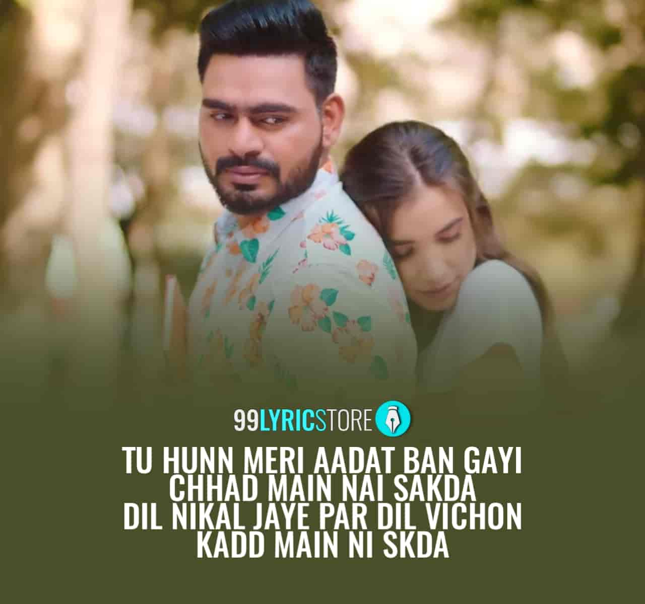 Dil Vich Thaan Song Lyrics Images By Prabh Gill
