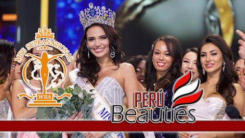 Miss Supranational 2018 es Puerto Rico