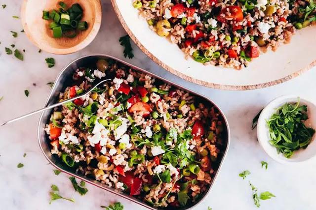 basmati rice salad recipes easy