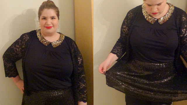 New Years Eve   Makeup, Hair, Outfit & Nails.