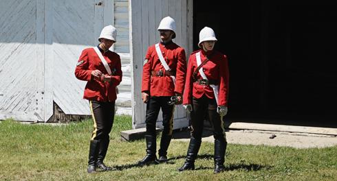 Fort Walsh Cypress Hills Saskatchewan