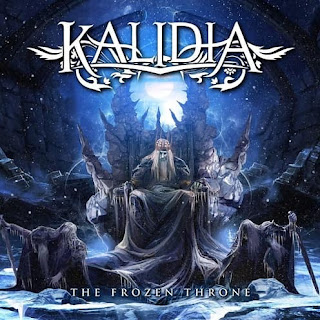 "Το video των Kalidia για το ""Circe's Spell"" από το album ""Frozen Throne"""