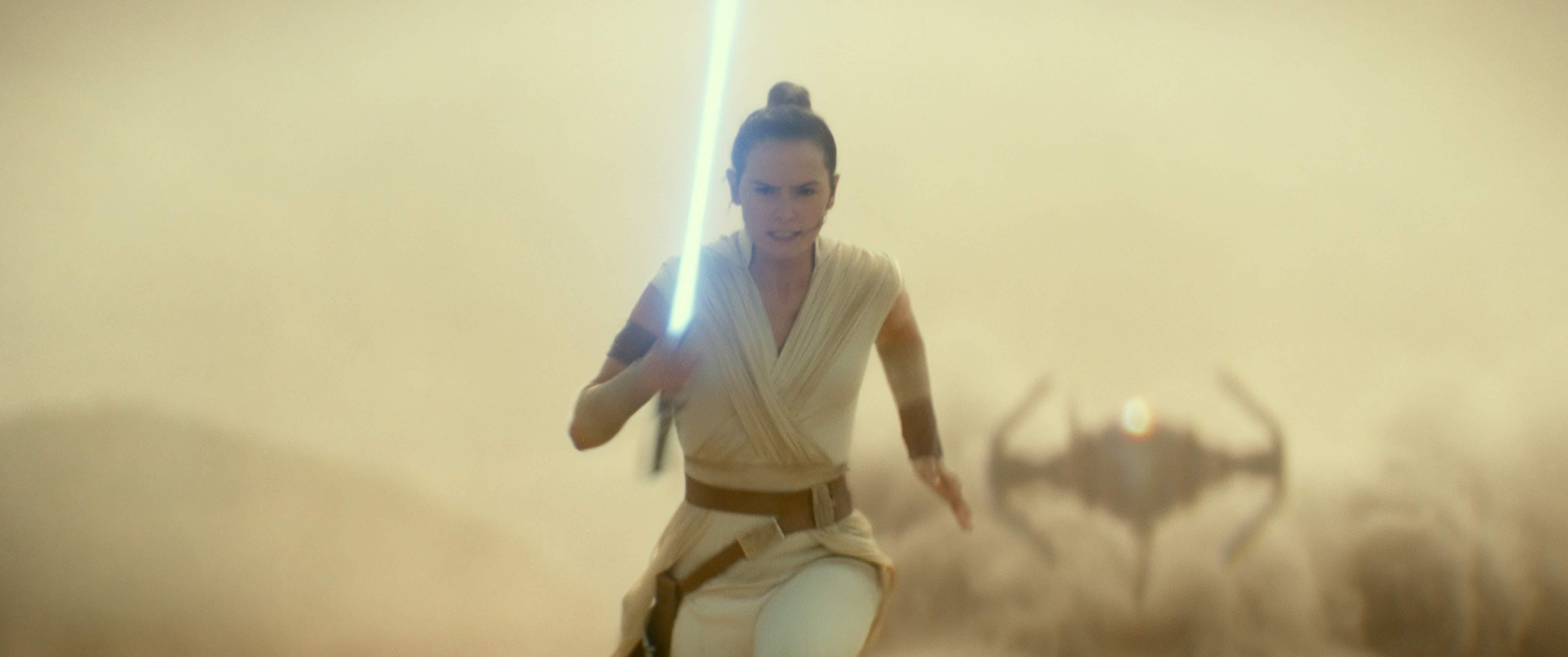 The Rise of Skywalker vs. North by Northwest : 「スター・ウォーズ : ザ・ライズ・オブ・スカイウォーカー」と元ネタ映画 ? ! のヒッチコック監督作品「北北西に進路を取れ」を観比べる比較の動画 ! !