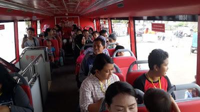 Bus Tingkat Semarang