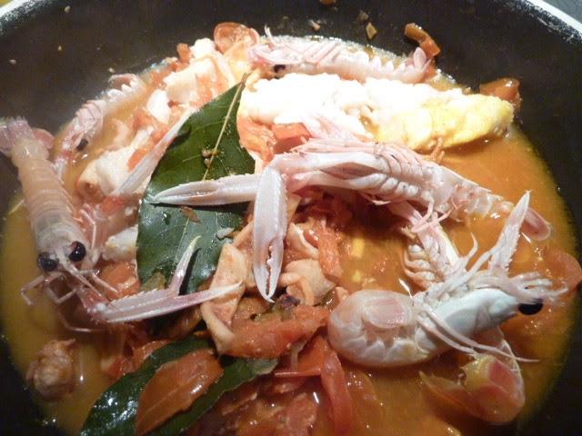 Passione light: Zuppa di pesce. Light e profumata
