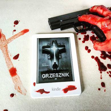 """A.Urbanowicz, """"Grzesznik"""", przedpremierowa recenzja diabelnie dobrej książki"""