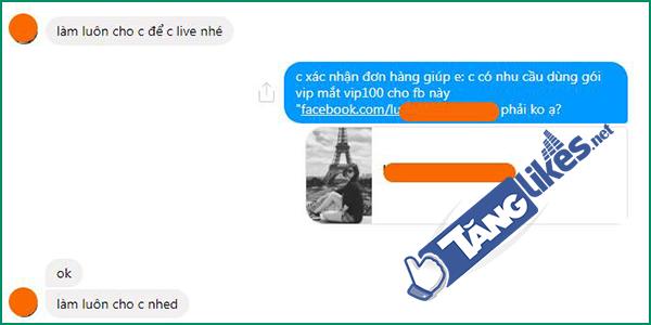 tang con mat livestream