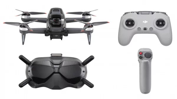 DJI FPV DRONES UNIQUE SENSATIONS WHEN FLYING DRONES