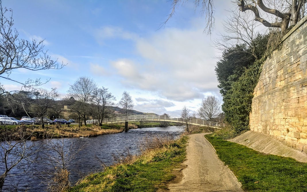 50+ Family Walks & Trails to try across North East England  - Rothbury Riverside Walk