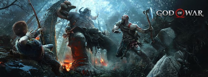God of War é lançado após cinco anos!