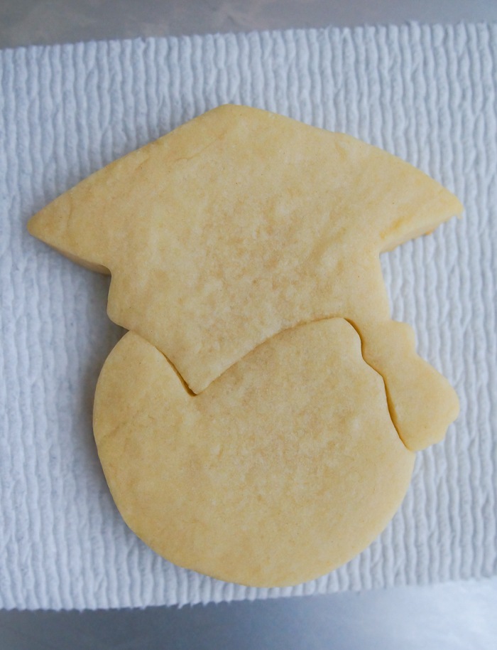 "how to make ""smart cookie"" cut-out cookies"