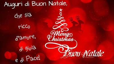 Cartoline di Auguri natalizie