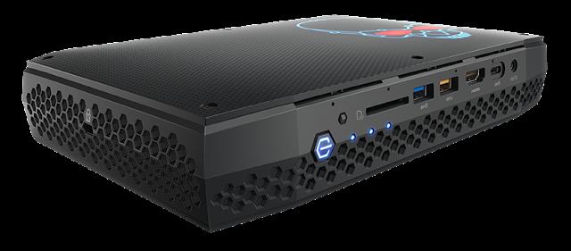 Intel's 8th Gen G-series processors pack RX Vega M graphics 5