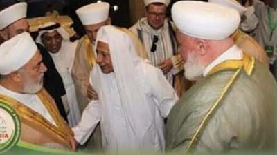 Maulana Habib Luthfi adalah Pemimpin para Habaib dan Semua Thoriqah di Dunia