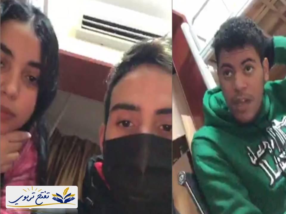بالفيديو استغاثة الطلبة المغاربة المحاصرين في الصين بسبب فيروس كورونا