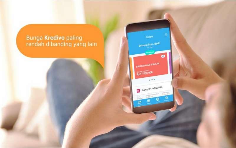 Pinjaman Online Kredivo Bunga Rendah (twitter.com)