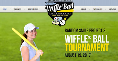 5th Annual Wiffle ball Tournament - Aug 19