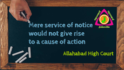 mere-notice-is-not-cause-of-action
