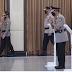 Kapolri Jenderal Polisi Idham Azis memimpin langsung upacara Sertijab