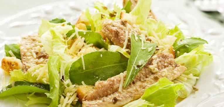 Salada Cesar a La Mare