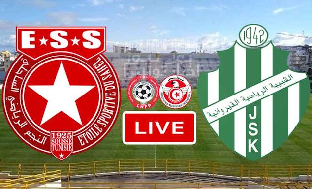 Match US Monastir vs Club Africain Live Stream
