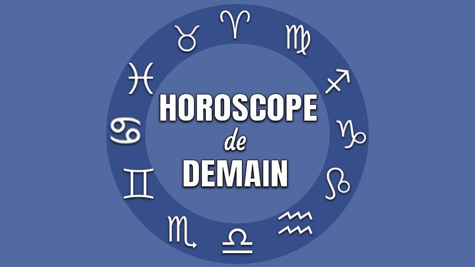 L'horoscope de demain
