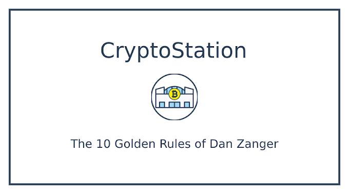 The 10 Golden Rules of Dan Zanger