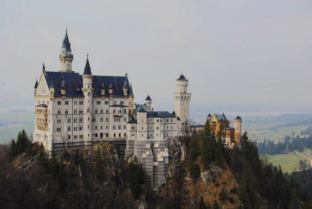 Những công trình kiến trúc châu Âu cổ điển được yêu thích nhất