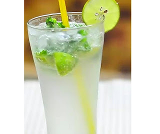 How to make virgin mojito step by step