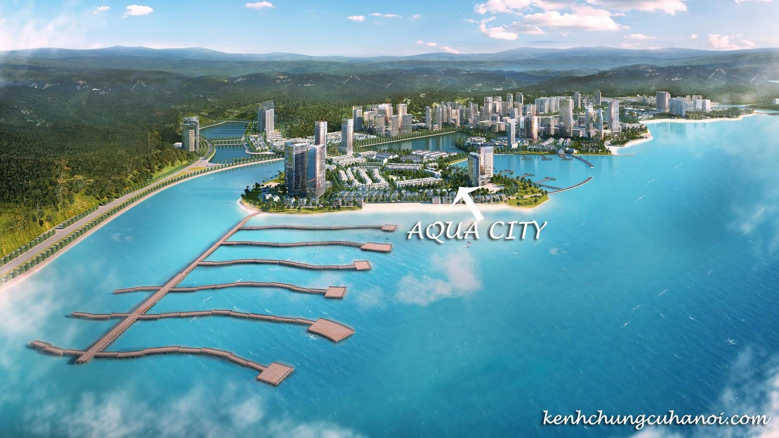 Thành phố Khách sạn bên bờ Vịnh Hạ Long