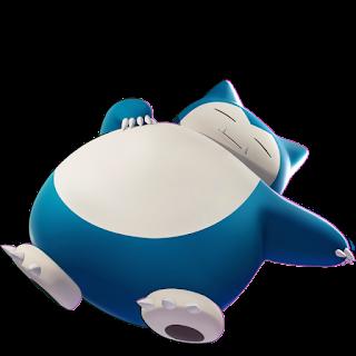 Pokémon Unite - Snorlax Splash Art