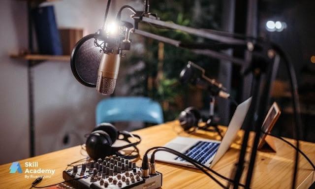 Kelebihan Belajar Audio Mixing