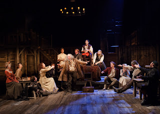 The company of Henry IV Part I, directed by Gregory Doran in 2014