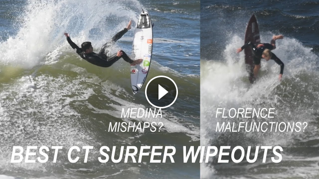 Best CT Surfer Wipeouts