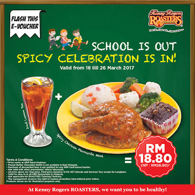 KRR Spicy Celebration E-voucher