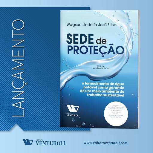 Livro da Editora Venturoli