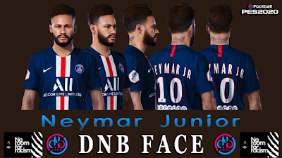 PES 2020 Faces Neymar Jr by DNB