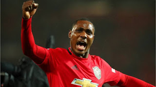 Odion Ighalo now set to exit Man United