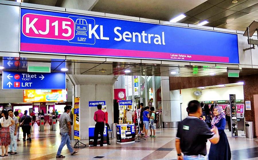 KL Sentral Food