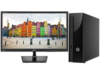 Comprar Computador HP 200 G1 Slim Tower Intel Celeron