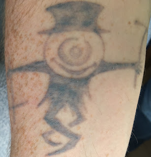Tattoo healing after Picosure