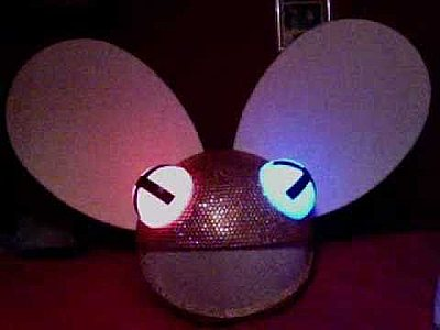 deadmau5 head inside - photo #27