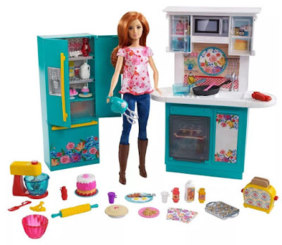 Barbie Pioneer Woman