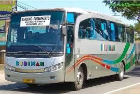 Bus Budiman Bandung - Purwokerto
