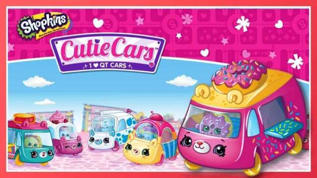Shopkins Cutie Cars APK Download