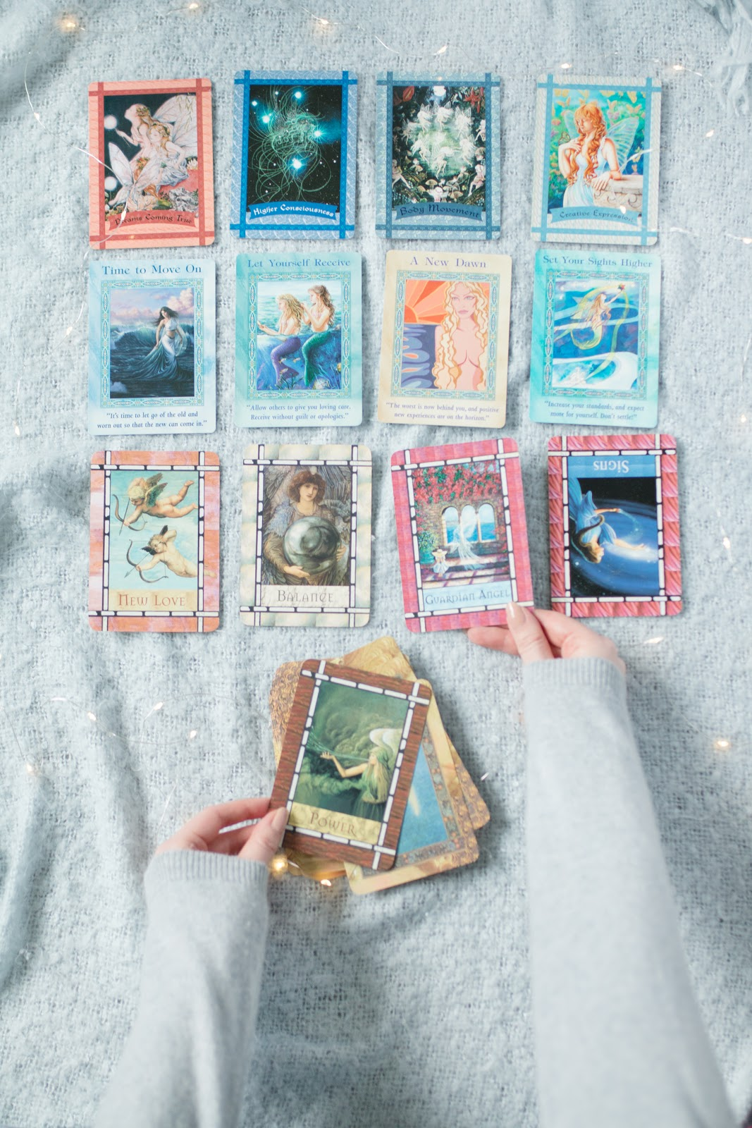 LET'S TALK ABOUT CARD READINGS